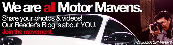 MotorMavens Readers' Blog