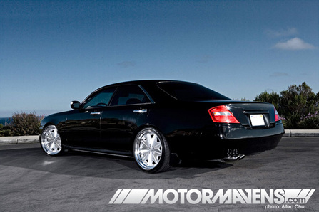 Center Stage Rare And Refined Vip Infiniti M45 Motormavens Car
