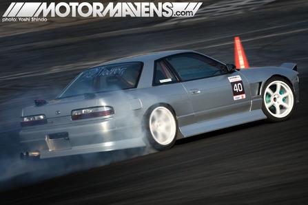 Irwindale Speedway Pro Am S13