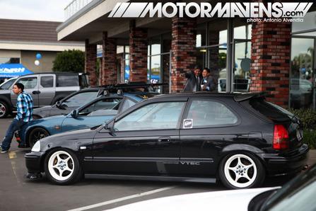 Acura San Antonio >> GALLERY> SoCal Hondas Swarm Norm Reeves | MotorMavens ...