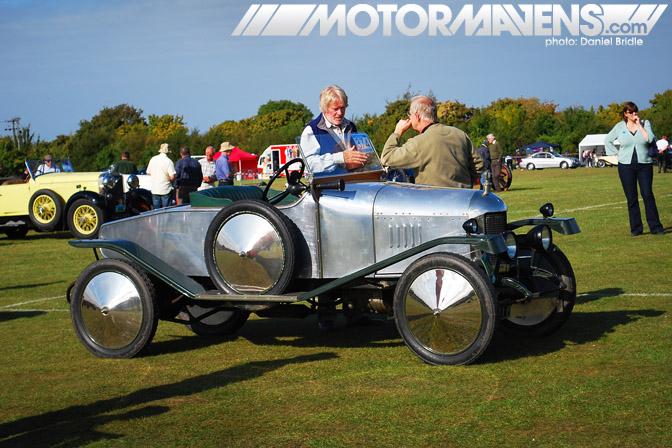 Kop Hill Hillclimb Princes Risborough England MotorMavens Motor Mavens Daniel Bridle