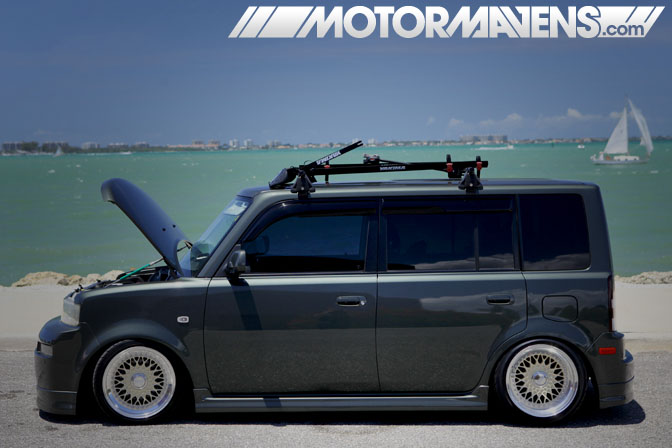 Nick Rico Scion XB BBS Tein from Scion Exposed Sarasota FL