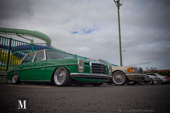 Mercedes Photo by Patrick Mizenko