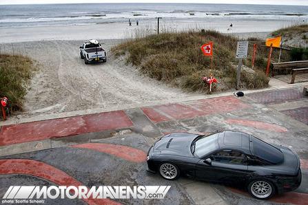 20B Mazda FD3S RX7