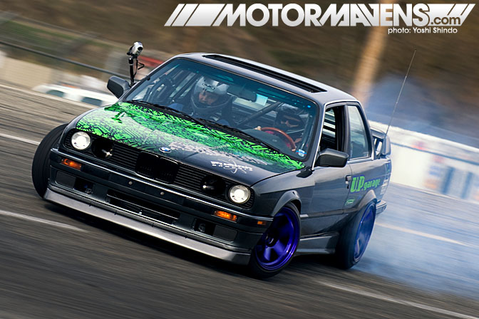 Erich Hagen E-Rich BMW E30 Evergreen Drift Yoshi Shindo