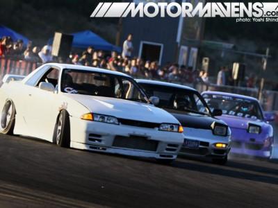 tandem drifting, drifting, R32, skyline, S13, RPS13, final bout