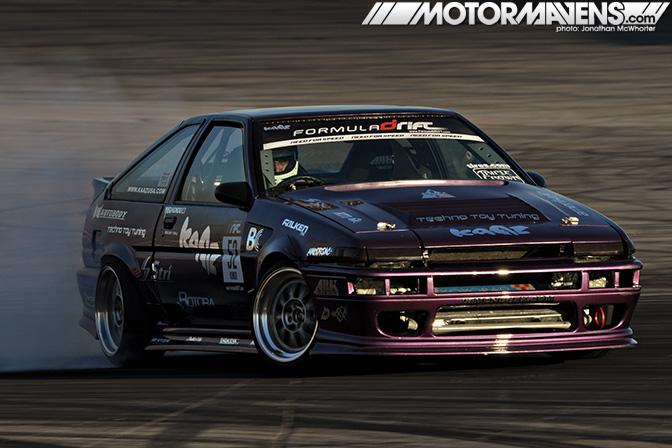AE86, drifting