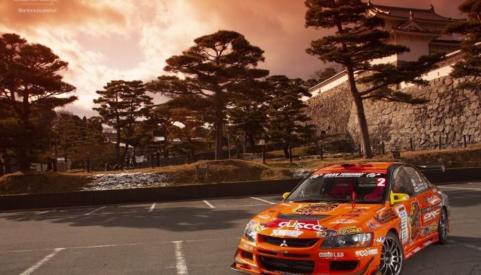 Kumakubo, Ebisu Circuit, Nihonmatsu, Fukushima, Visit Fukushima, RWD Lancer Evo, Lancer Evo 9, Evo 9, JUN Auto Mechanic, D1GP
