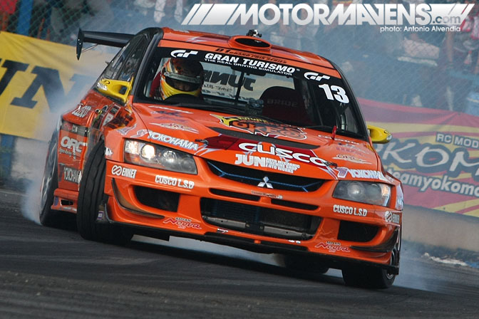 CENTER STAGE Team Orange CT9A Lancer Evo 9  MotorMavens  Car