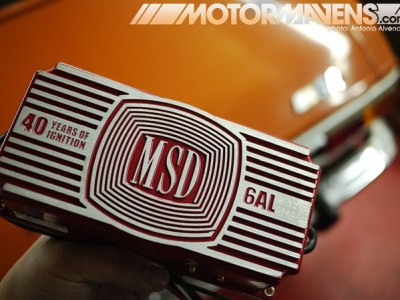 MSD, 6AL, ignition amp, anniversary edition
