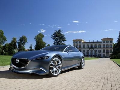 mazda, shinari, concept car