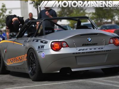bmw, z4, gsr autosport