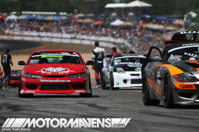 Formula D, Formula drift, FD ATL