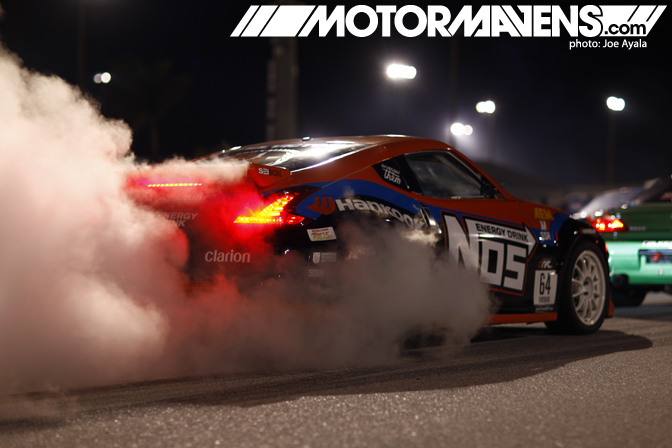 FORMULA DRIFT, CHRIS FORSBERG, Z34, 370Z