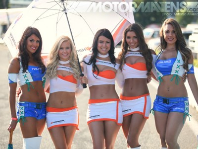 Hankook Tire, Falken Tire, umbrella girls, olivia korte, lisa lee marie, ashley valenzuela, carissa rosario, nicole reckers