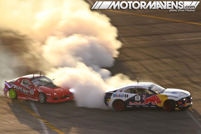 tandem drifting, formula drift, fc3s, rx7, camaro
