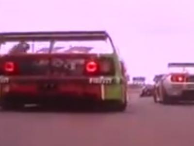 Ferrari F40 Le Mans