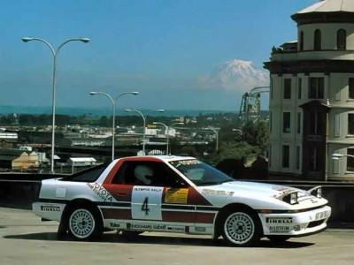 1987, MA70, Toyota Supra, Olympus Rally, 7MGTE