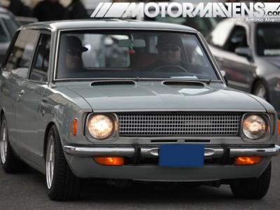 te28, Corolla, wagon