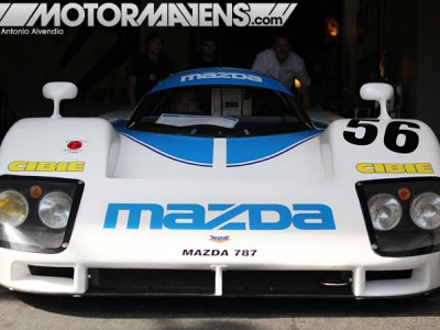 Mazda, 787B, rotary engine, le mans