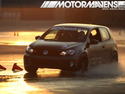 Volkswagen, VW, Golf, GTi, BF Goodrich, BFG, Comp 2, Rival, autocross, auto club speedway