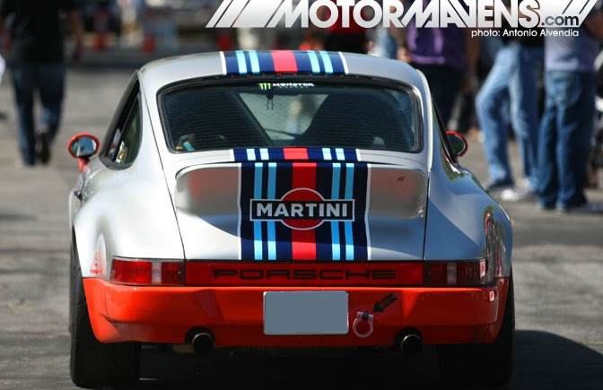 Martini Racing, Porsche 911, Supercar Sunday