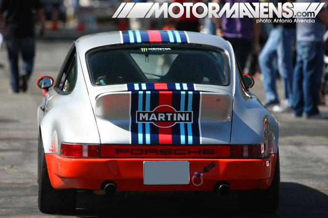 Martini Racing, Porsche 911, Supercar Sunday