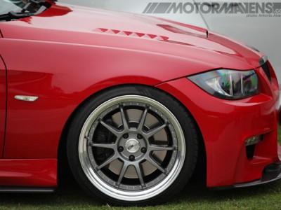 BMW, E92, M3, Weksos, Wekfest, SSR Wheels