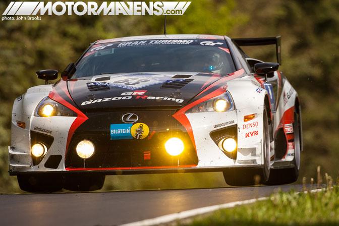 LFA, Lexus, Gazoo Racing, Nurburgring,