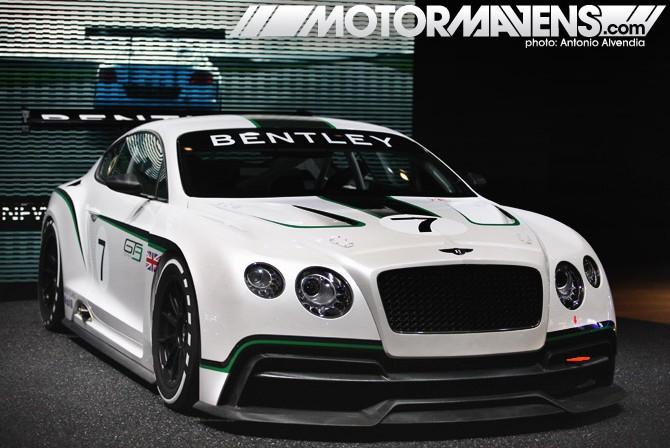Bentley, Continental, GT3