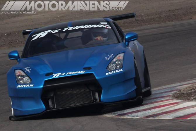 Ben Sopra, R35, GTR, Nissan, Global Time Attack, Buttonwillow Raceway