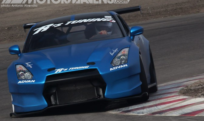 Ben Sopra, R35, GTR, Nissan, Global Time Attack, Buttonwillow Raceway