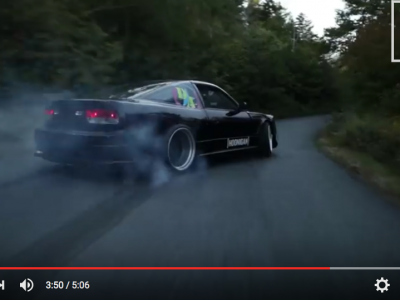 Ryan Tuerck, drifting, RPS13, S13