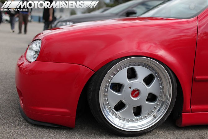 Volkswagen, Golf, VW, MAE wheels