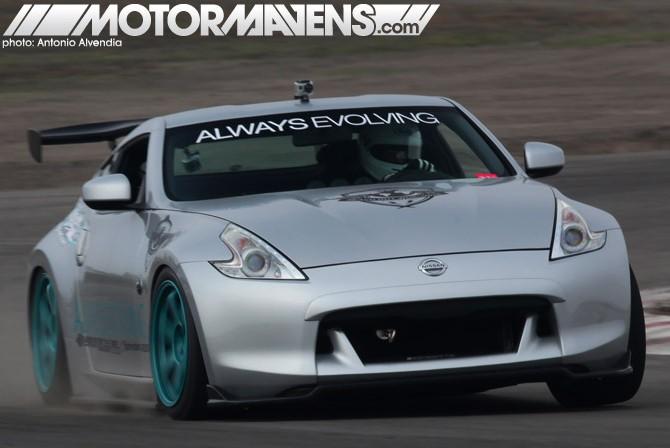 Paul Walker, AE Performance, Z34, 370Z, Nissan, Global Time Attack, Shift S3ctor, Buttonwillow Raceway