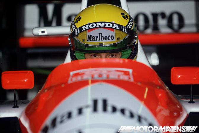 ayrton senna helmet cockpit mclaren F1 Formula One Birthday