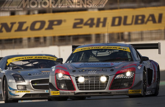 Dubai 24H, Dragonspeed, Audi, R8