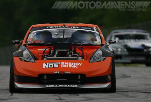 Z34, 370Z, Nissan, Nismo, NOS Energy Drink, Chris Forsberg, Formula Drift