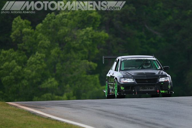 Global Time Attack, PRofessional Awesome, Mitsubishi, Lancer, Evo 8, Dan Odonnell, Road Atlanta