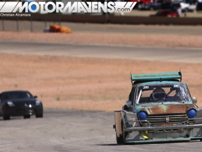 Honda N360 N600 Vintage Mad Max Time Attack Car Streets Of Willow Speed Ventures