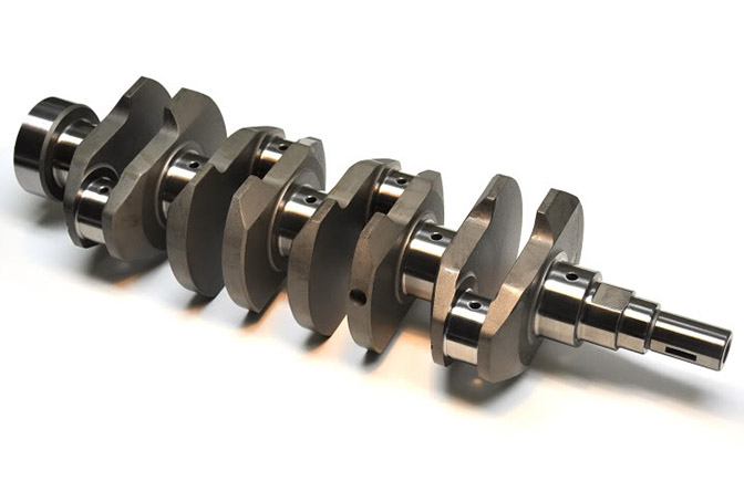 Brian Crower 4AG stroker kit forged crankshaft