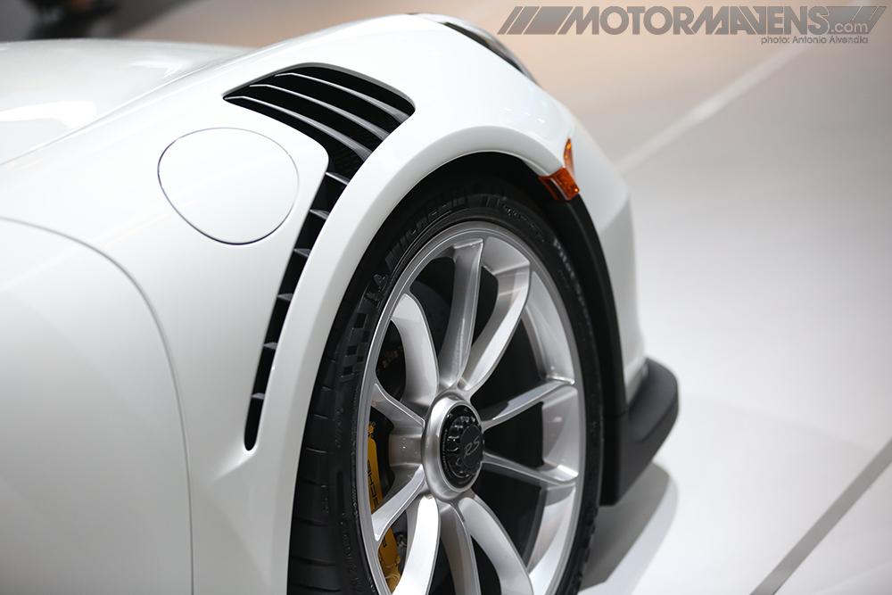 Porsche, 911, 991, GT3 RS, GT3RS, LA Auto Show