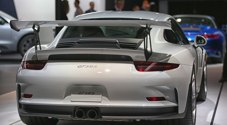Porsche, 991, 911, GT3 RS, GT3RS, LA Auto Show