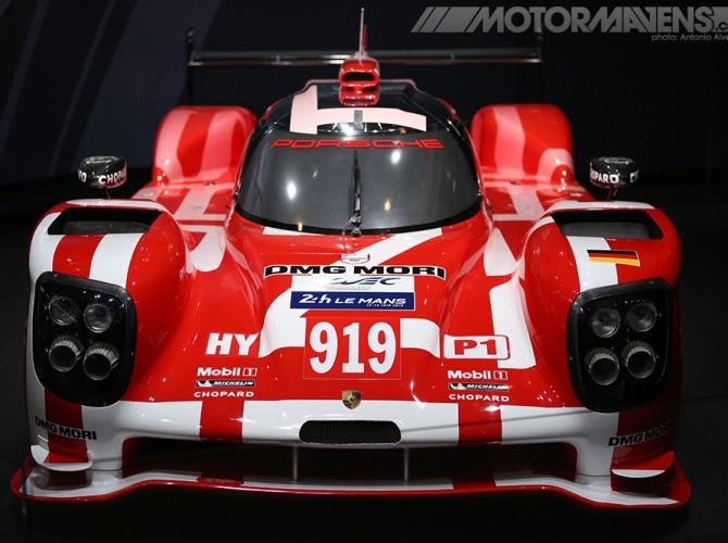 Porsche, 919, 919 Hybrid, Porsche 919, FIA, World Endurance Championship, FIA WEC, LA Auto Show