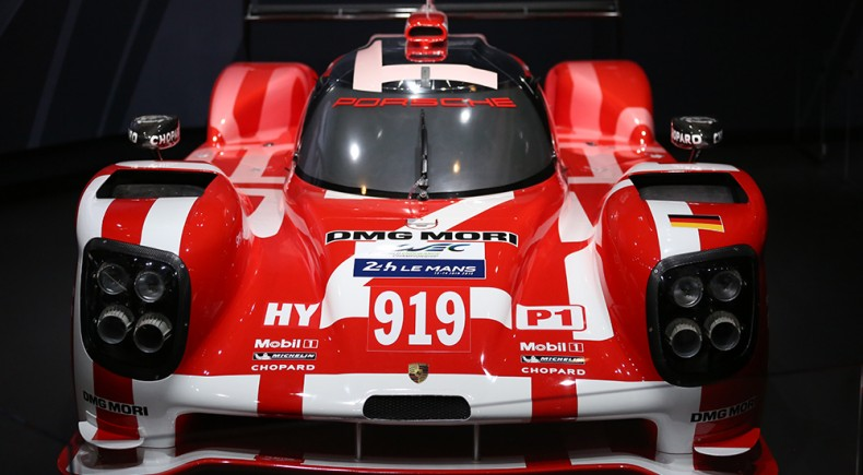 Porsche, 919, 919 Hybrid, Porsche 919, FIA, World Endurance Championship, FIA WEC, LA Auto Show