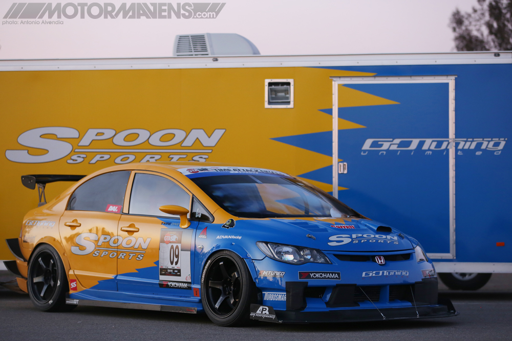 Spoon Sports Civic Turbo Dai Yoshihara Global Time Attack 1L4A8221 1000copy