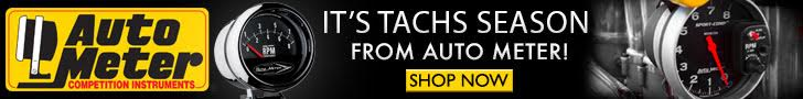 Autometer Tach Sale