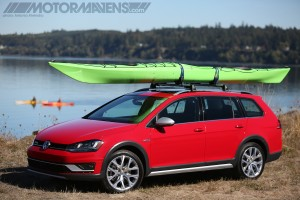 VW Golf. Golf Alltrack, Volkswagen, Sportwagen, VW, Port Gamble, kayaking, Olympic Outdoor Center, Port Gamble kayak