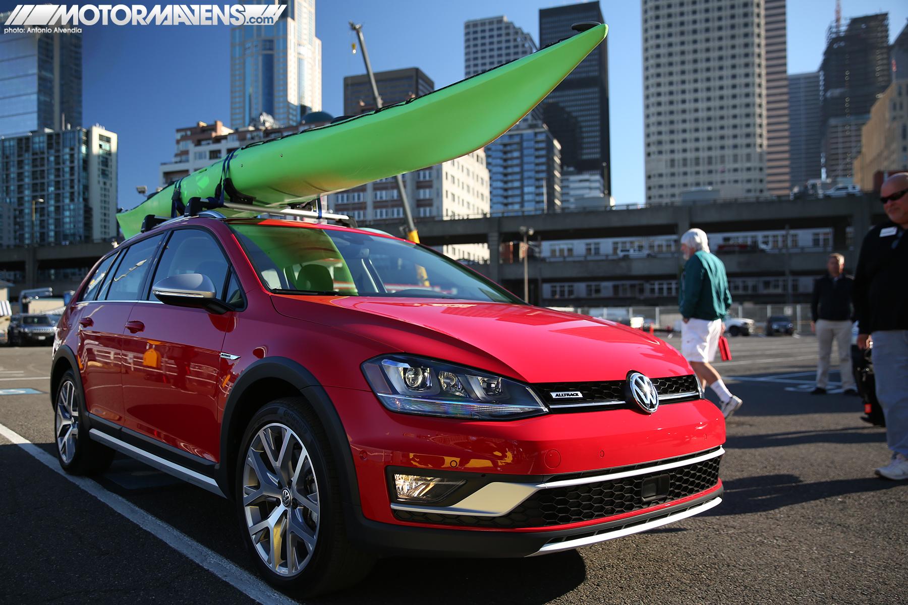 VW Golf. Golf Alltrack, Volkswagen, Sportwagen, VW