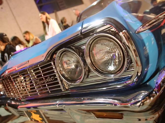 1964 impala, mr cartoon, estevan oriol.